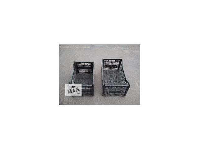продам продам пластиковые ящики бу в Запорожье
