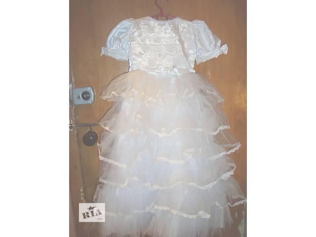 Продам платье для девочки- объявление о продаже  в Киеве