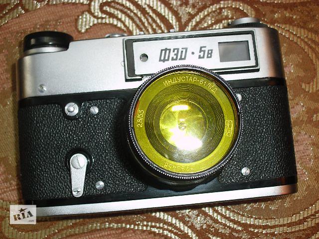 продам Продам пленочный фотоапарат ФЭД-5в бу в Гайсине