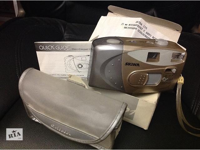 продам Продам пленочный фотоаппарат Skina SK-101 бу в Одессе