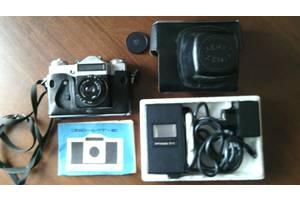 б/в Пленочный фотоаппарат Zenit