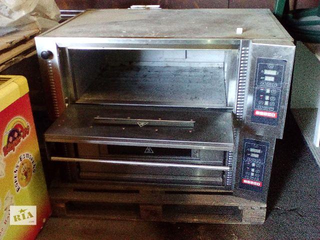 Продам подовую печь буZanolli Polis для ресторана пекарни столовой- объявление о продаже  в Киеве