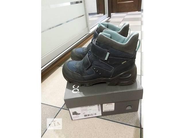 Продам подростковые зимние ботинки ECCO. - объявление о продаже  в Харькове