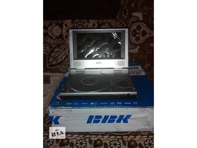 Продам портативное ДВД - объявление о продаже  в Балаклее