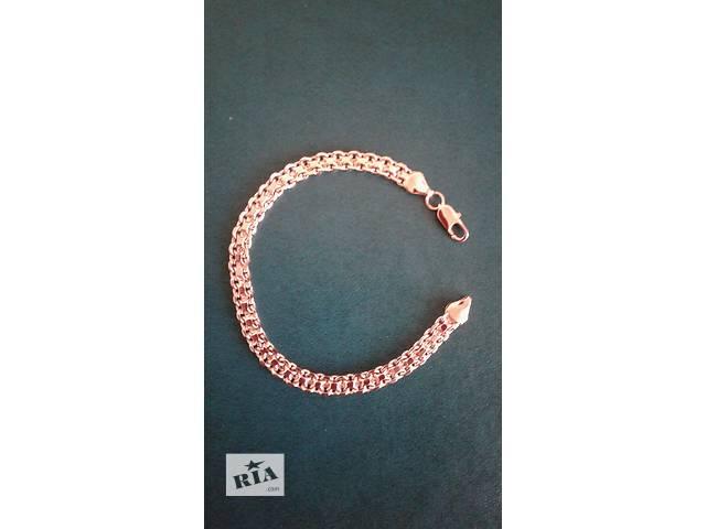 продам Продам позолоченный браслет бу в Днепре (Днепропетровске)