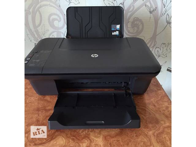 купить бу Струйный принтер HP Deskjet 2050 в Чорткове