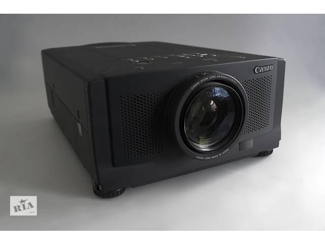 продам ПРОДАМ ПРОЕКТОР Canon LV-7510E проектор для домашнего кинотеатра, офиса БЕЗ ДЕФЕКТОВ ТОРГ бу в Ровно