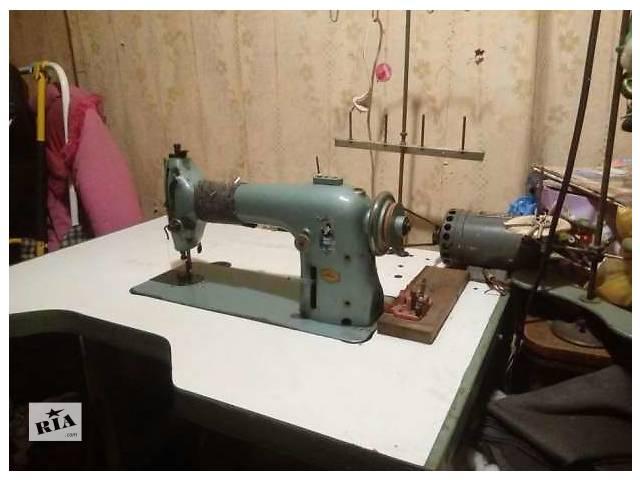 Продам промышленную швейную машинку- объявление о продаже  в Киеве