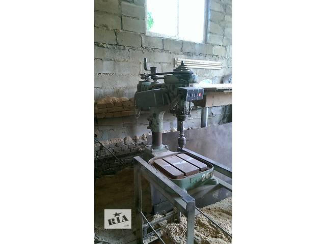 бу Продам промышленный сверлильный станок в Днепре (Днепропетровск)
