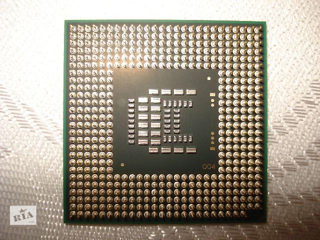 бу Продам Процесор двоядерний Интел Процессор Intel Core 2 до Ноутбука  в Бориславе