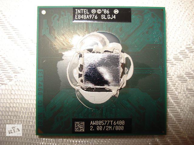 Продам Процесор двоядерний Интел Процессор Intel Core 2 до Ноутбука- объявление о продаже  в Бориславе
