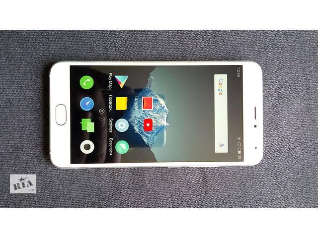 купить бу Продам производительный смартфон Meizu Metal.2/16 (отличное состояние). в Киеве