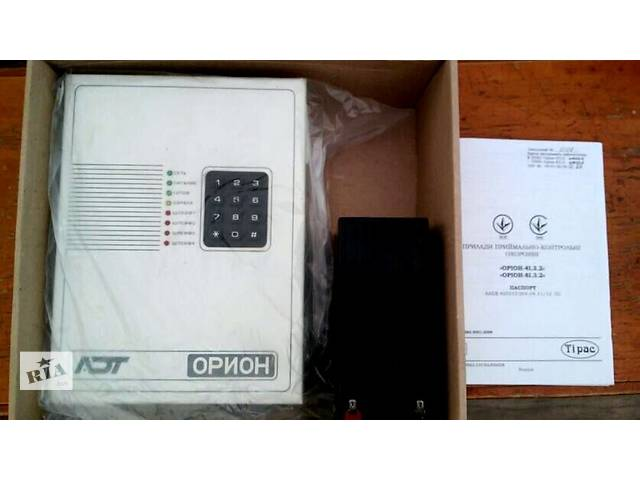"""продам Продам Прибор охранной сигнализации """"Орион-413.2"""" бу в Хмельницком"""