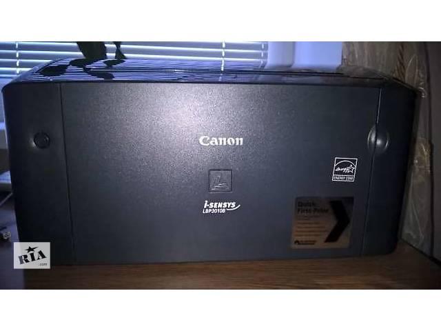 Продам принтер  Canon i-SENSYS LBP3010B - объявление о продаже  в Полтаве