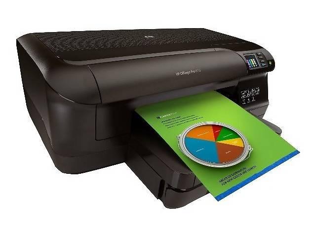 продам продам принтер HP OfficeJet Pro 8100  бу в Вараше (Кузнецовске)