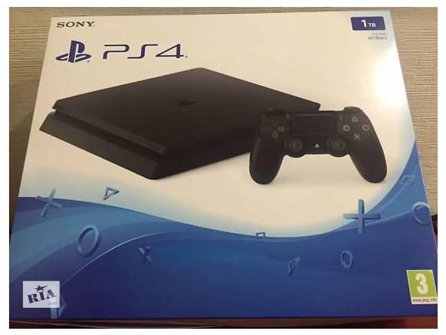 купить бу Продам приставку PlayStation 4 Slim в Одессе