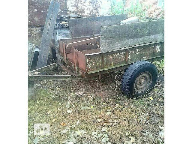 Продам прицеп для мотоблока/трактора- объявление о продаже  в Калиновке (Винницкой обл.)