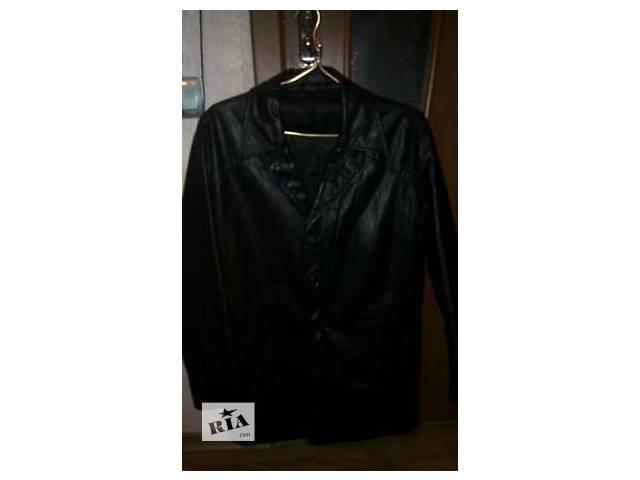купить бу  продам пиджак кожаный Reiss в Запорожье