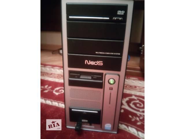 купить бу Продам рабочий компьютер в Мариуполе
