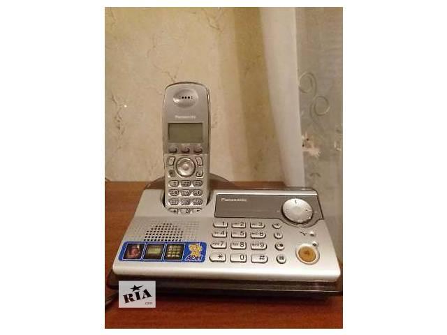 Продам радиотелефон Panasonic KX-TCD236UA Silver- объявление о продаже  в Днепре (Днепропетровск)