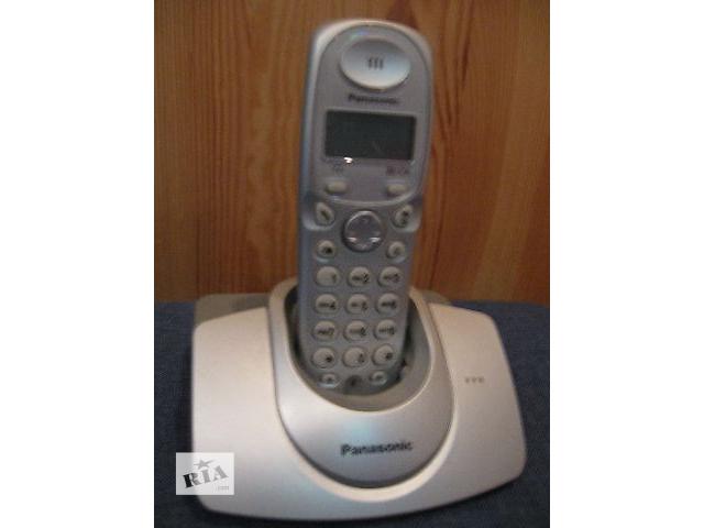 продам Продам радиотелефон Panasonic KX-TG1107UA бу в Киеве