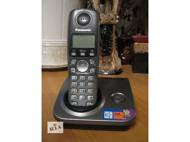 продам Продам радиотелефон Panasonic бу в Днепре (Днепропетровске)