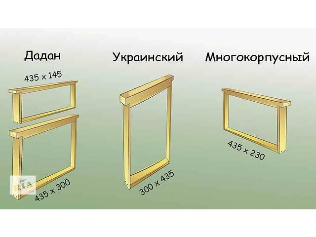 Рамки на улей