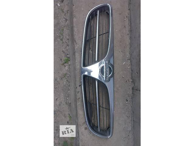 Продам решётку радиатора Nissan Maxima QX (А 33)- объявление о продаже  в Одессе
