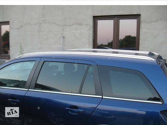 """бу Продам рейлинги """"ХРОМ"""" для Опель Астра Н /Opel Astra H универсал/комби в Черкассах"""