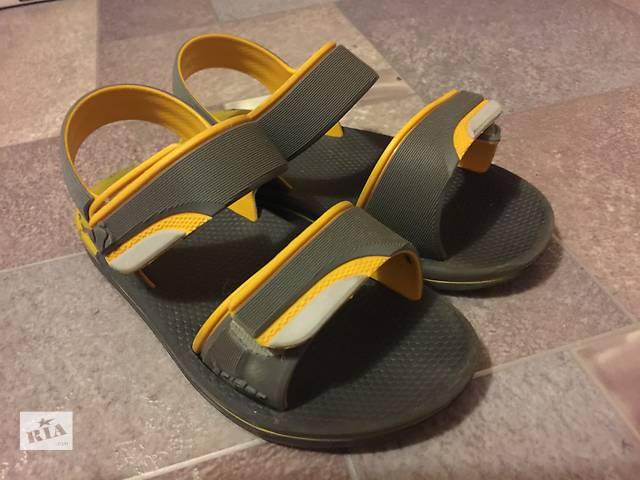 купить бу Продам резиновые сандали для мальчиков,  отличное качество! в Харькове