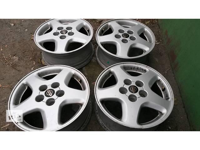 бу Продам родные диски Nissan R16 5x114.3 в Киеве