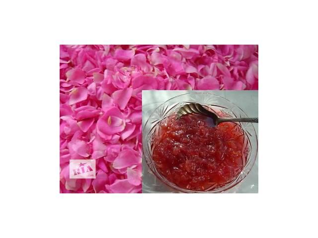 бу Продам розовое варенье, варенье из лепестков роз.  в Украине