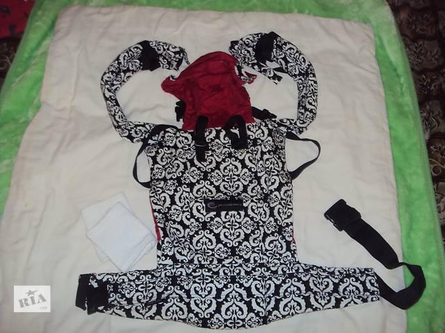 продам  Продам рюкзак-кенгуру детский ergo baby carrier  бу в Покровске (Красноармейске)