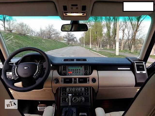 Продам салон автомобиля на Range Rover 2006-2010гг (4.2, 4.4, 3.6л)- объявление о продаже  в Киеве