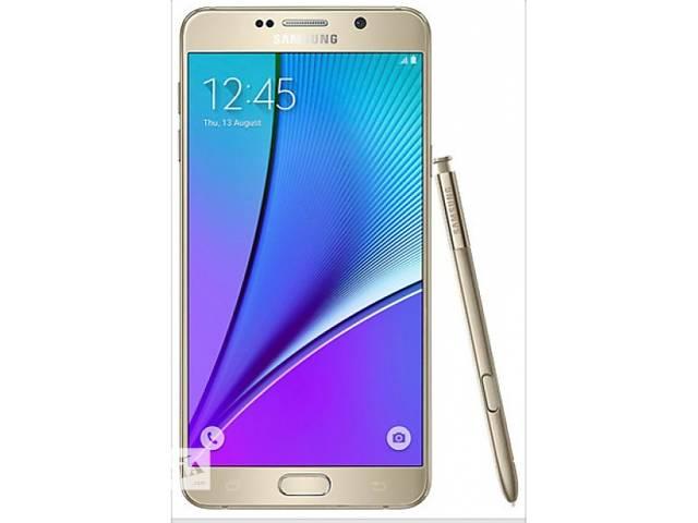 продам Продам Samsung Galaxy Note 5 Quad-Core gold РУБЛЯМИ 7 000 ₽ бу в Макеевке