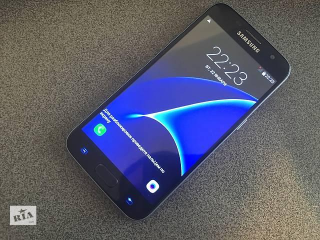 бу Продам Samsung Galaxy S7 (2SIM) в Киеве