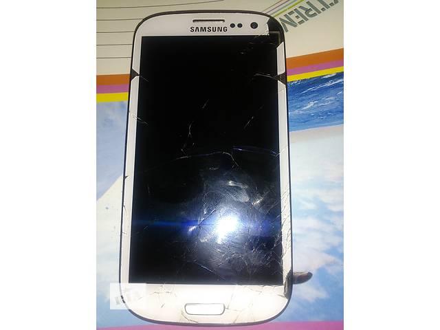 продам продам Samsung S3 на запчастини бу в Киеве