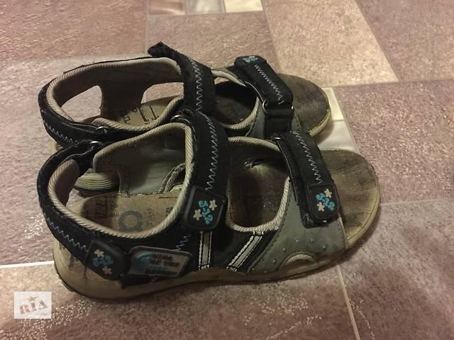 Продам сандали для мальчика- объявление о продаже  в Харькове