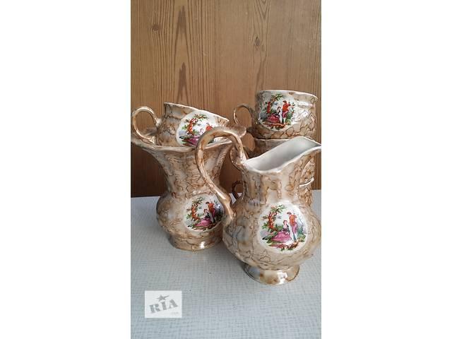 купить бу Продам сервиз и вазу в Львове
