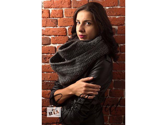 продам Продам шарф снуд шерстяной бу в Одессе