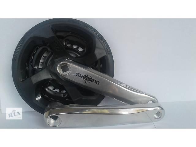 Продам шатуны Shimano FC-M131- объявление о продаже  в Кривом Роге