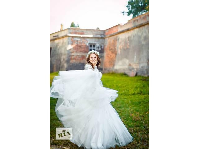 купить бу Продам щасливу весільну сукню в Каменке-Бугской