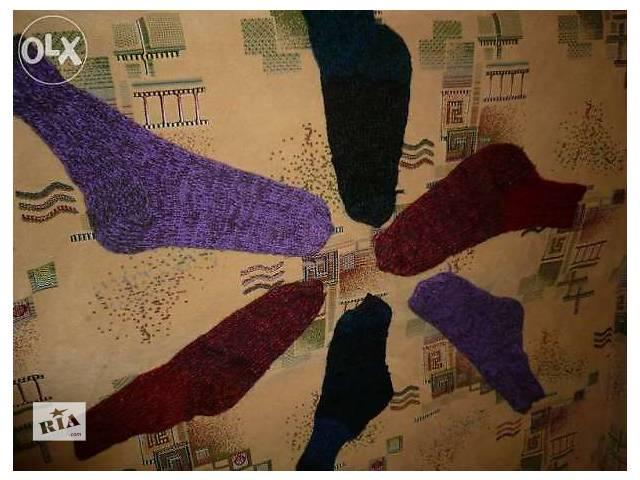 продам Продам шерстяные носки разные размеры  бу в Харькове