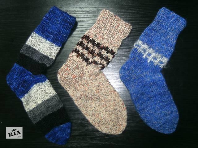 бу Продам шерстяные носки ручной вязки в Одессе