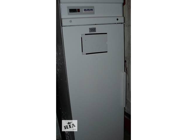 купить бу Продам шкаф холодильный бу Polair DM-107 s для ресторана кафе бара. Бу холодильный шкаф  полаир оснащен глухой герметичн в Киеве