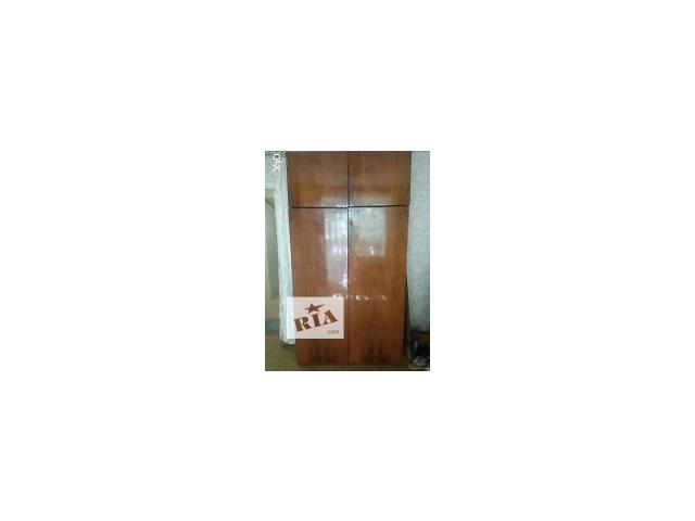 Продам шкаф полированный с антресолью- объявление о продаже  в Новой Каховке
