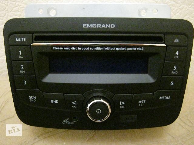 Продам штатную магнитолу EMGRAND 7. (2-DIN).- объявление о продаже  в Сумах