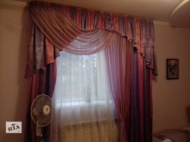 продам штори- объявление о продаже  в Тернополе