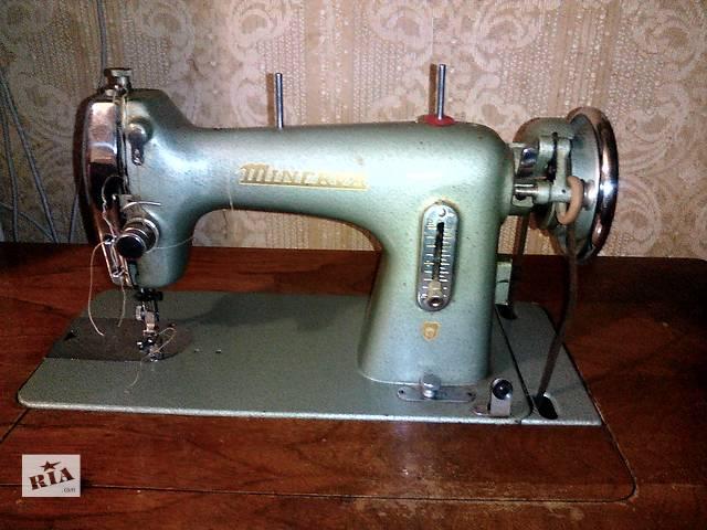 продам швейную машинку антиквариат- объявление о продаже  в Киеве