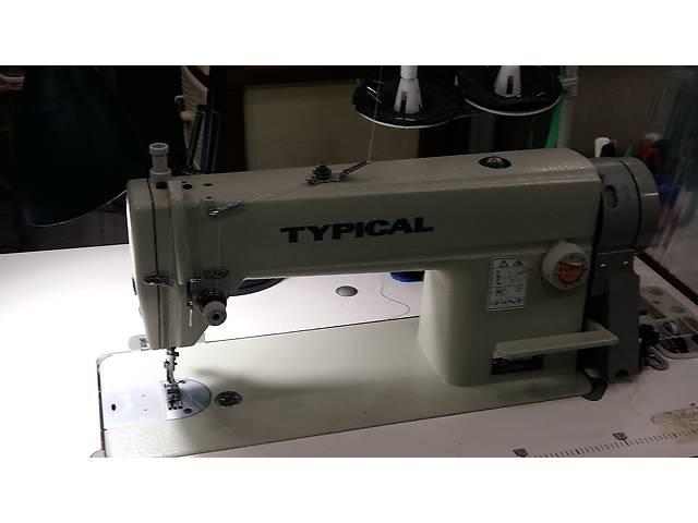ПРОДАМ швейную машину TYPICAL GC6850- объявление о продаже  в Одессе